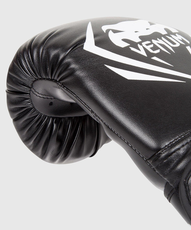 Venum Contender Boxing Gloves – Black picture 3