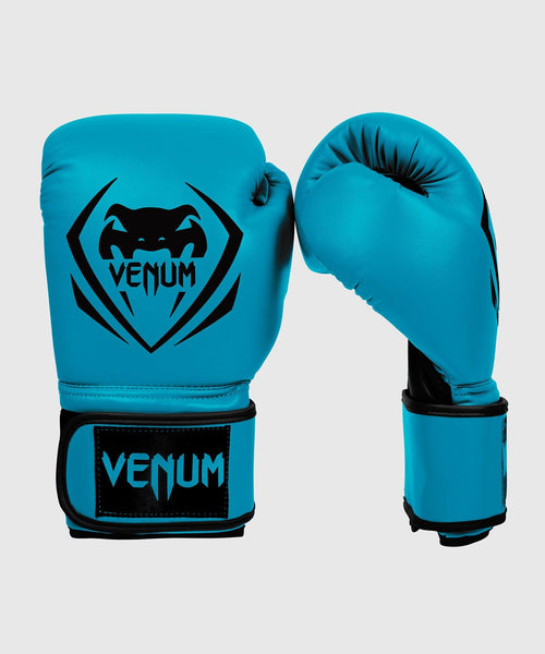 Venum Contender Boxing Gloves - Blue picture 1