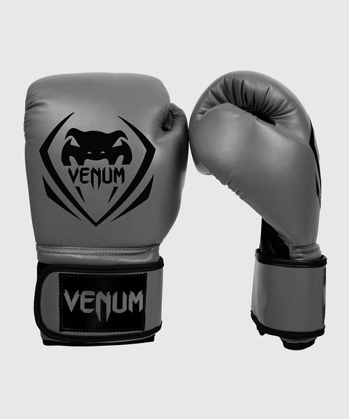 Venum Contender Boxing Gloves - Grey picture 1