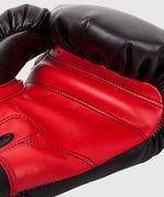 Venum Contender Kids Boxing Gloves - Black/Red picture 3