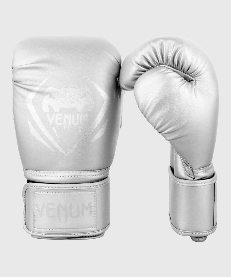 Venum Contender Boxing Gloves - Silver/Silver picture 1