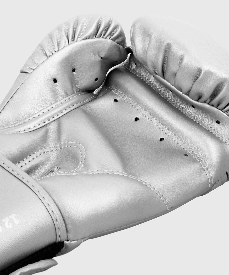 Venum Contender Boxing Gloves - Silver/Silver picture 2