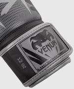 Venum Elite Boxing Gloves - Black/Dark camo picture 4