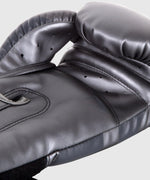 Venum Elite Boxing Gloves – Grey/Grey picture 3