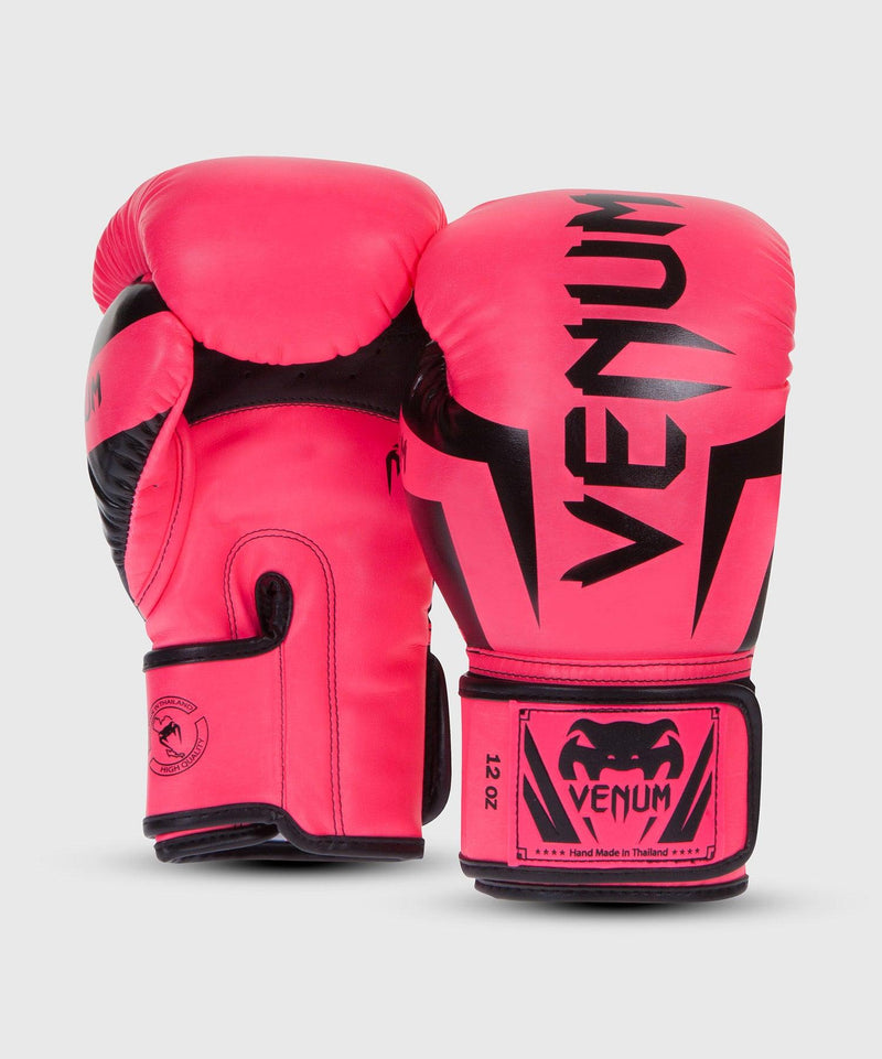 Venum Elite Boxing Gloves - Pink picture 2