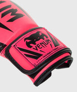 Venum Elite Boxing Gloves - Pink picture 4