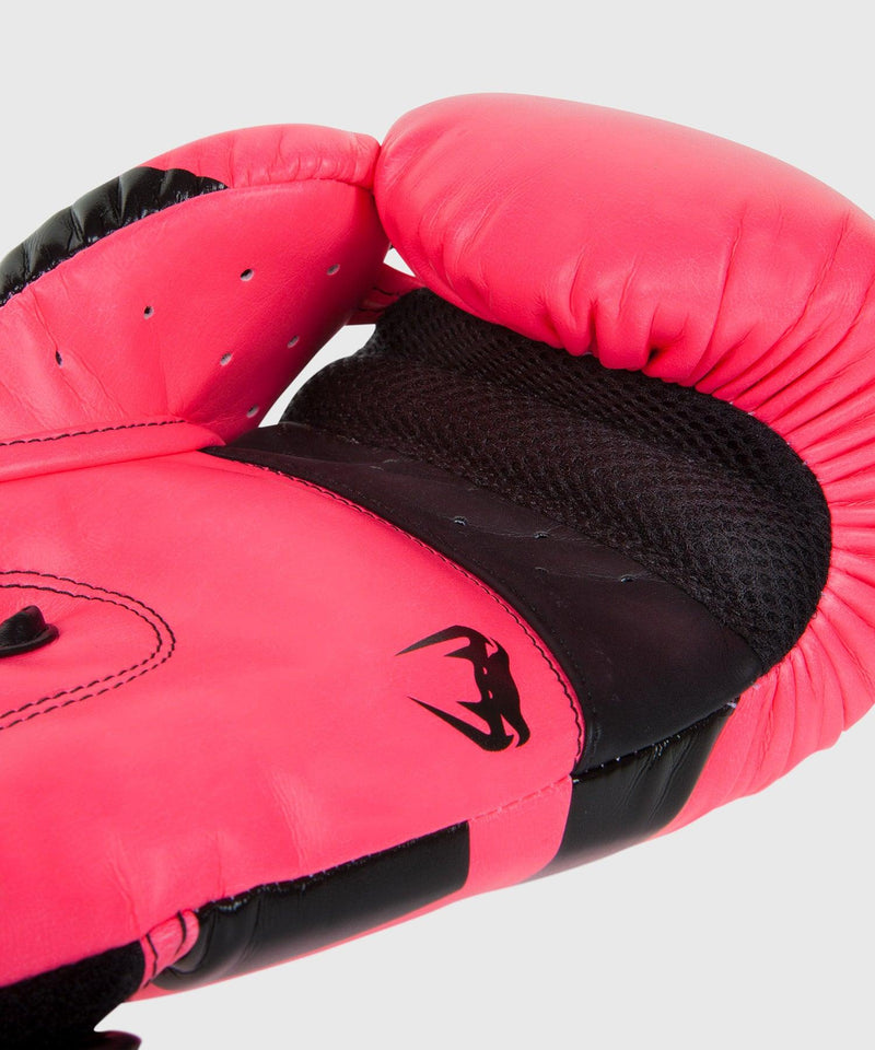 Venum Elite Boxing Gloves - Pink picture 3