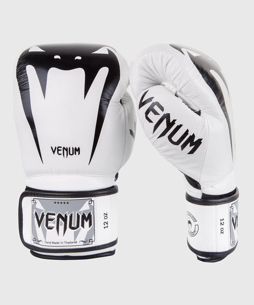 Venum Giant 3.0 Boxing Gloves - Nappa Leather - White picture 1