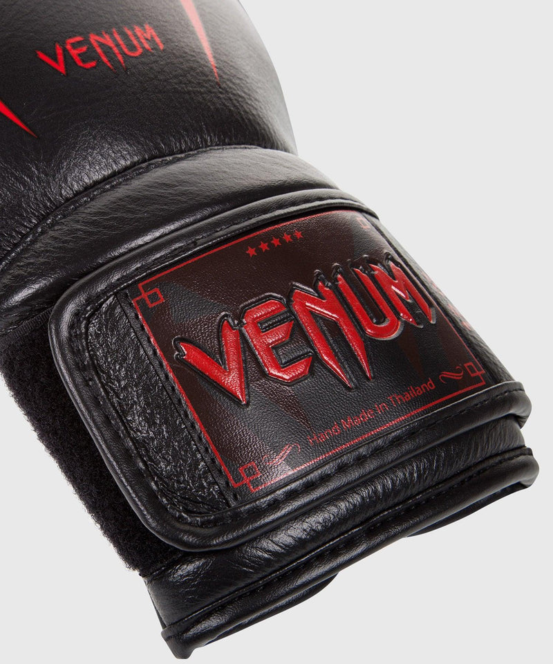 Venum Giant 3.0 Boxing Gloves - Nappa Leather - Black Devil picture 4