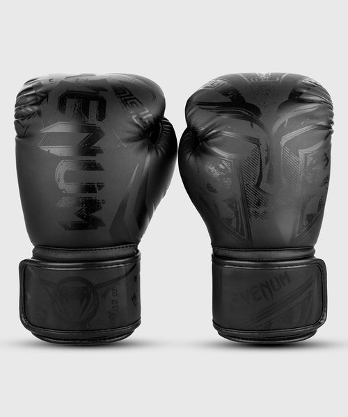 Venum Gladiator 3.0 Boxing Gloves - Matte Black picture 2