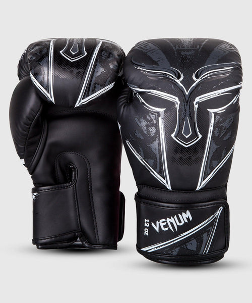 Venum Gladiator 3.0 Boxing Gloves – Black/White picture 2