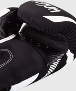 Venum Impact Boxing Gloves - Black/White picture 3