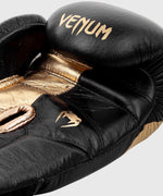 Venum Giant 2.0 Pro Boxing Gloves Velcro - Black/Gold picture 5