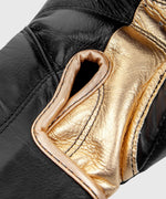 Venum Giant 2.0 Pro Boxing Gloves Velcro - Black/Gold picture 3