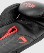Venum Giant 2.0 Pro Boxing Gloves Velcro - Black/Red picture 5