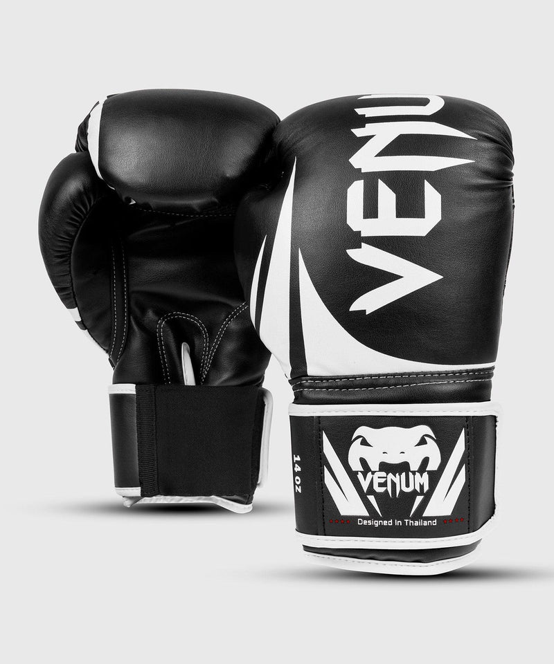 Venum Challenger 2.0 Boxing Gloves - Black/White picture 2