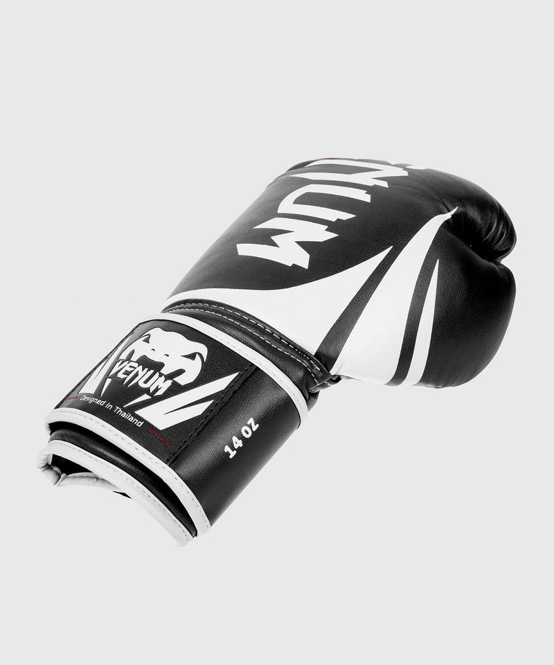 Venum Challenger 2.0 Boxing Gloves - Black/White picture 6