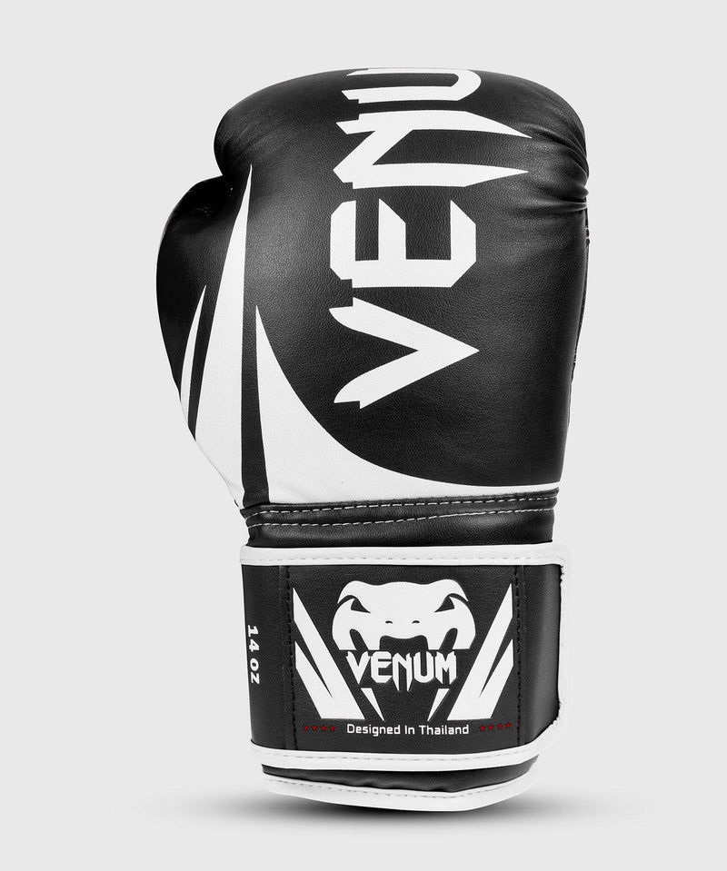 Venum Challenger 2.0 Boxing Gloves - Black/White picture 3