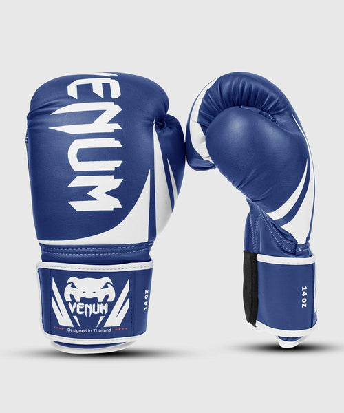 Venum Challenger 2.0 Boxing Gloves – Blue picture 1
