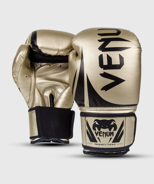 Venum Challenger 2.0 Boxing Gloves – Gold picture 2