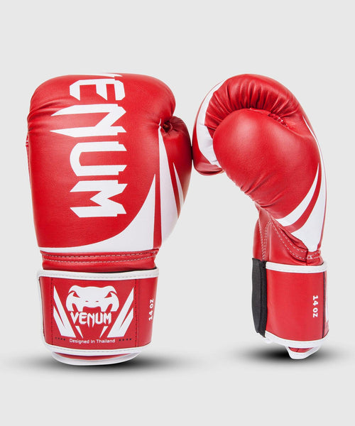 Venum Challenger 2.0 Boxing Gloves – Red picture 1