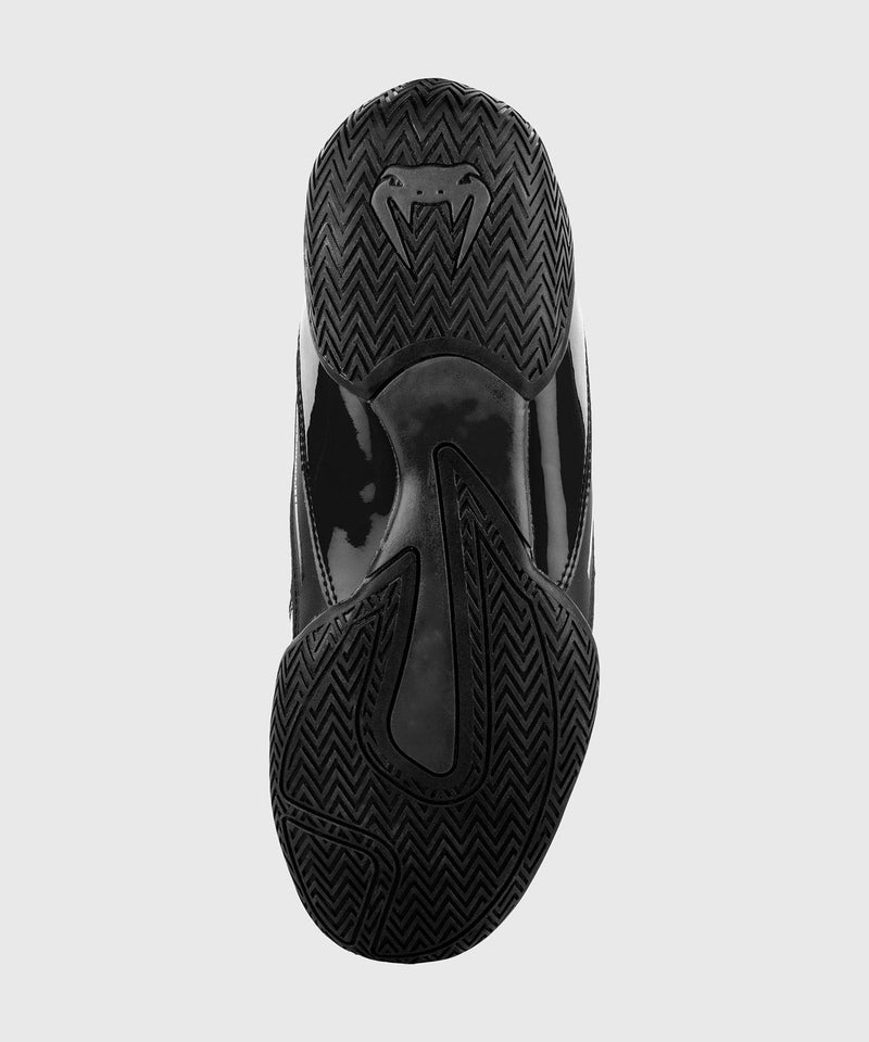 Venum Elite Boxing Shoes - Black/Black picture 8