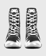 Venum Elite Boxing Shoes - Black/White picture 7