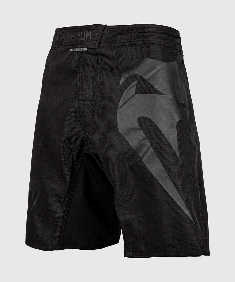 Venum Light 3.0 Fightshorts - Black/Black picture 1