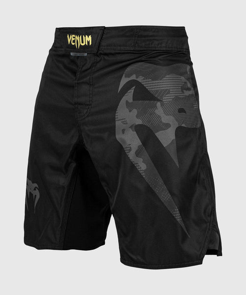 Venum Light 3.0 Fightshorts - Black/Gold picture 1