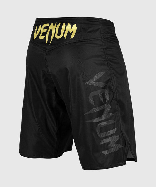 Venum Light 3.0 Fightshorts - Black/Gold picture 2