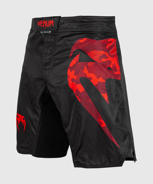 Venum Light 3.0 Fightshorts - Black/Red picture 1