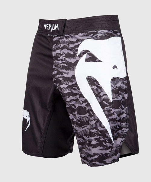 Venum Light 3.0 Fightshorts - Black/Urban Camo picture 1