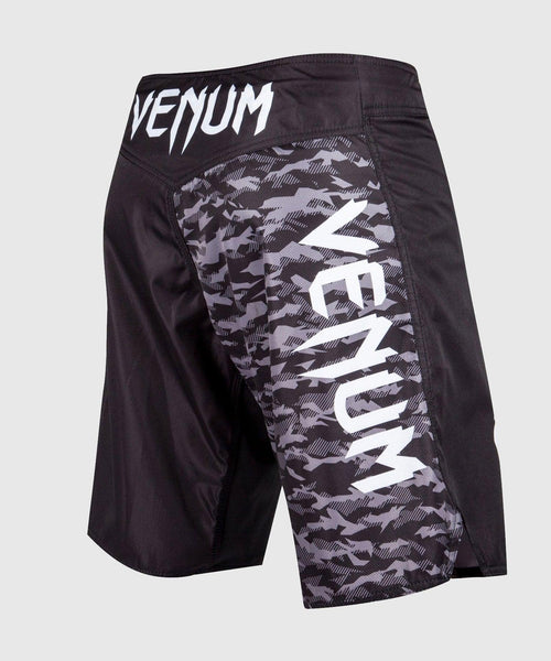 Venum Light 3.0 Fightshorts - Black/Urban Camo picture 2