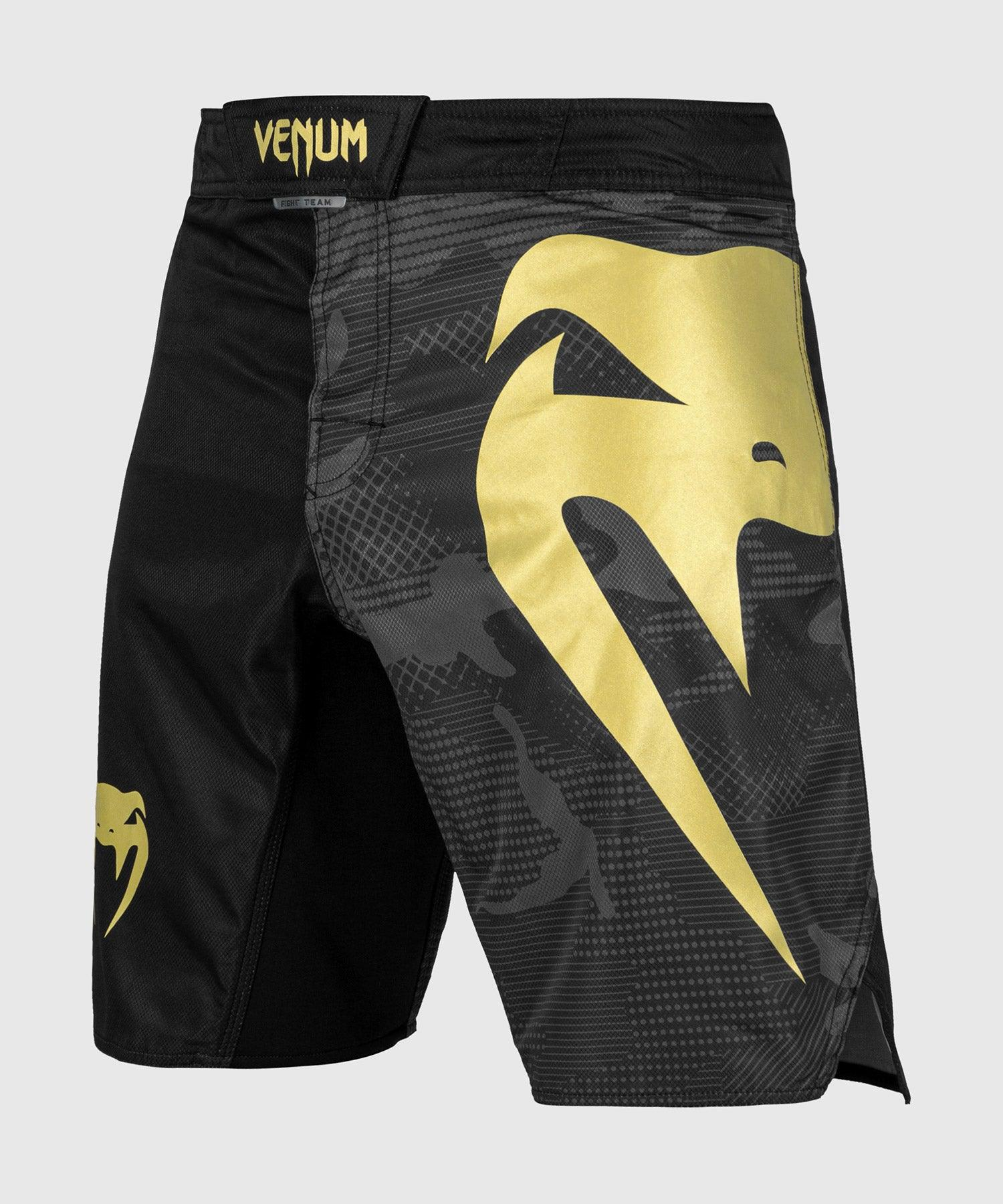 Venum Light 3.0 Fightshorts - Gold/Black picture 1