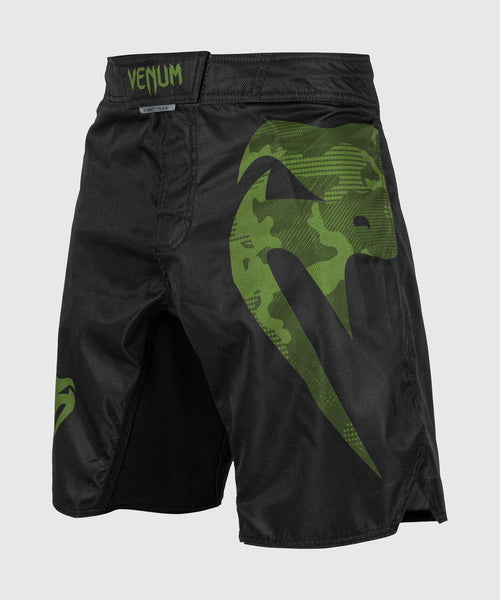 Venum Light 3.0 Fightshorts - Khaki/Black picture 1