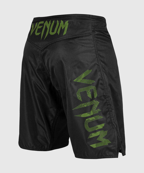 Venum Light 3.0 Fightshorts - Khaki/Black picture 2