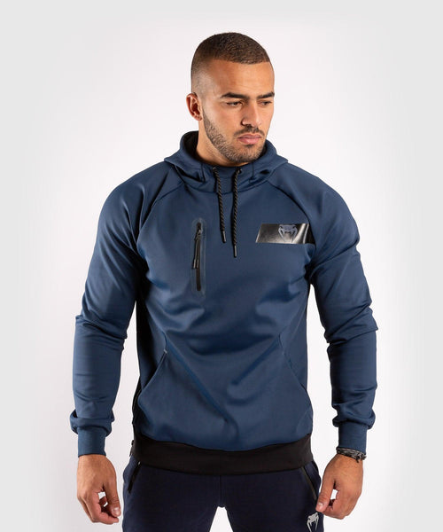 Venum Trooper Hoodie - Navy Blue picture 1