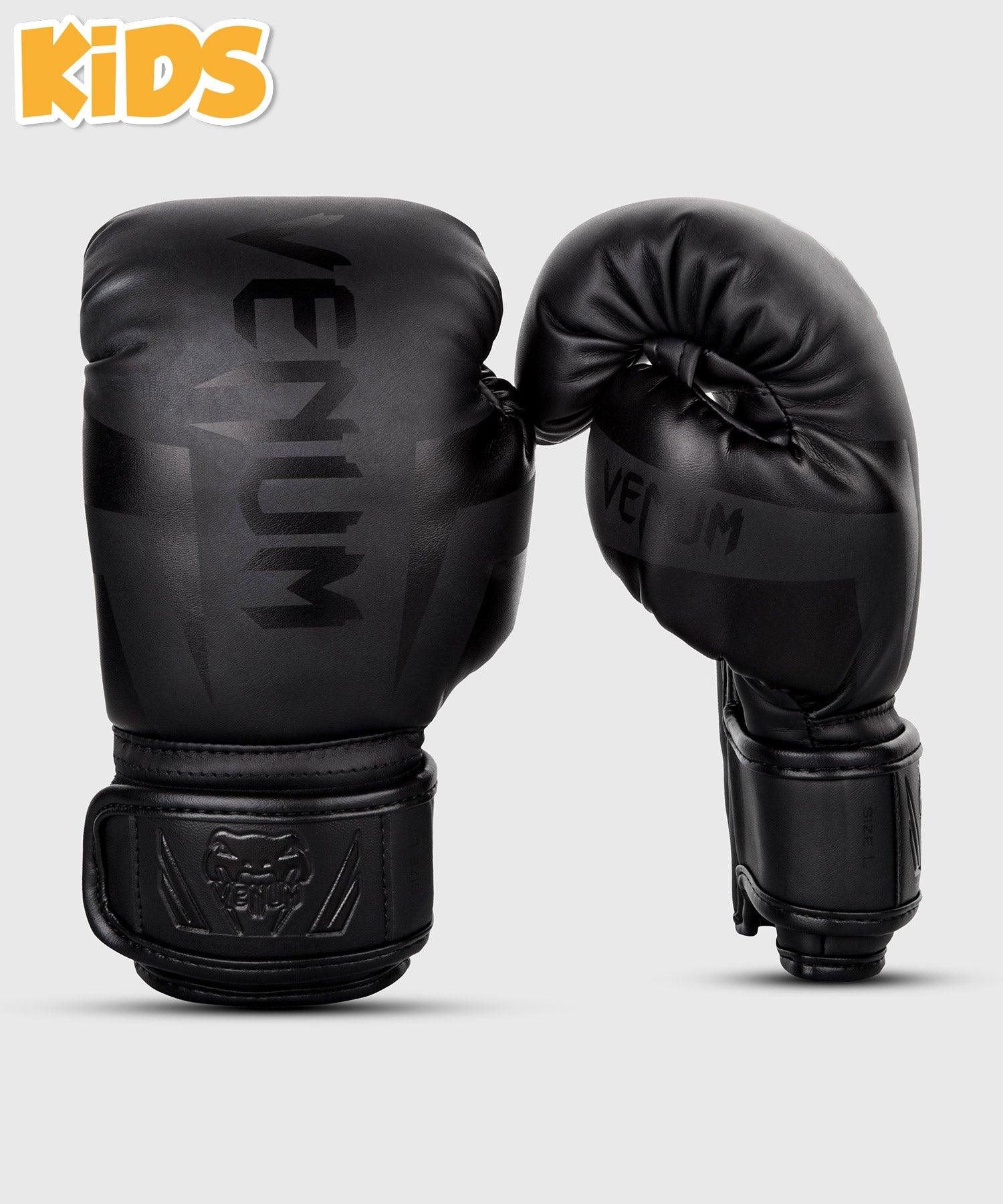 Venum Elite Boxing Gloves Kids - Exclusive - Matte/Black picture 1