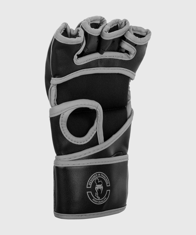 Venum Challenger MMA Gloves - Without Thumb - Black/Grey picture 3