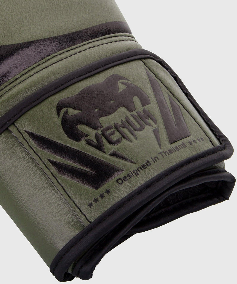 Venum Challenger 2.0 Boxing Gloves – Khaki/Black picture 4