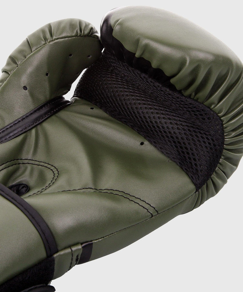 Venum Challenger 2.0 Boxing Gloves – Khaki/Black picture 3