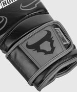 Ringhorns Destroyer Boxing Gloves - Leather - Black/Grey picture 3