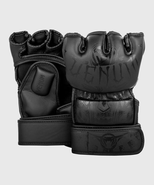 Venum Gladiator 3.0 MMA Gloves - Matte Black picture 1