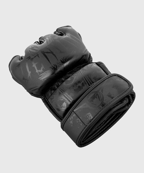 Venum Gladiator 3.0 MMA Gloves - Matte Black picture 2