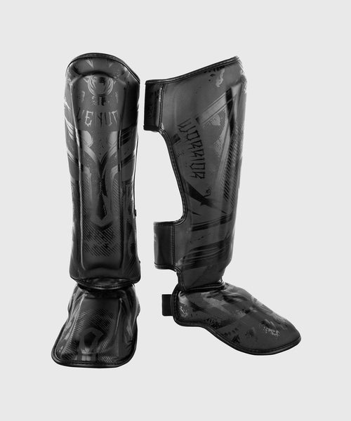 Venum Gladiator 3.0 Shin Guards - Matte Black picture 1