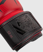 Venum Elite Boxing Gloves - Red Camo 7