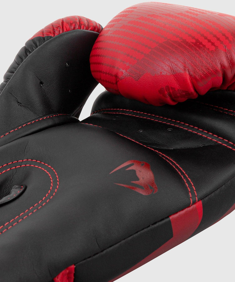 Venum Elite Boxing Gloves - Red Camo picture 5