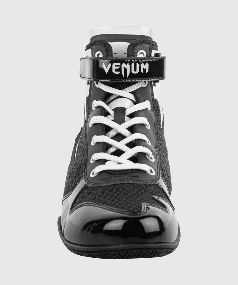 Venum Giant Low Boxing Shoes - Black/White picture 4