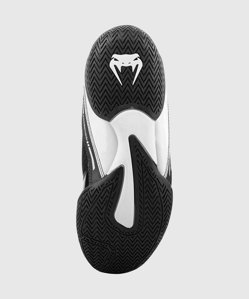 Venum Giant Low Boxing Shoes - Black/White picture 6