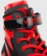 Venum Giant Low Boxing Shoes - Black/Red picture 7